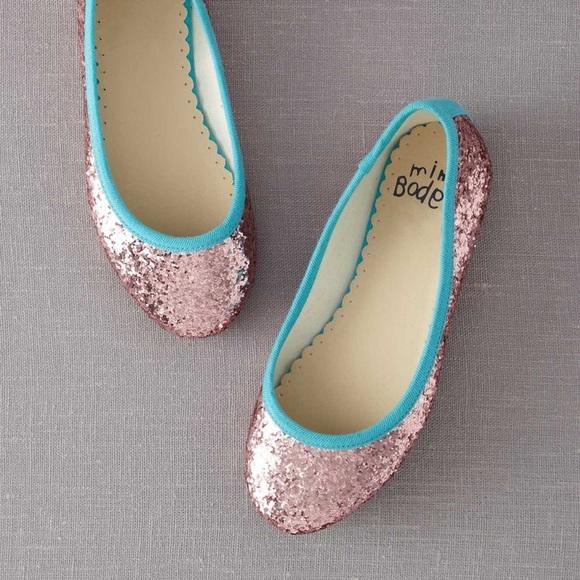 Mini Boden Shoes | Glitter Girls 37 Us